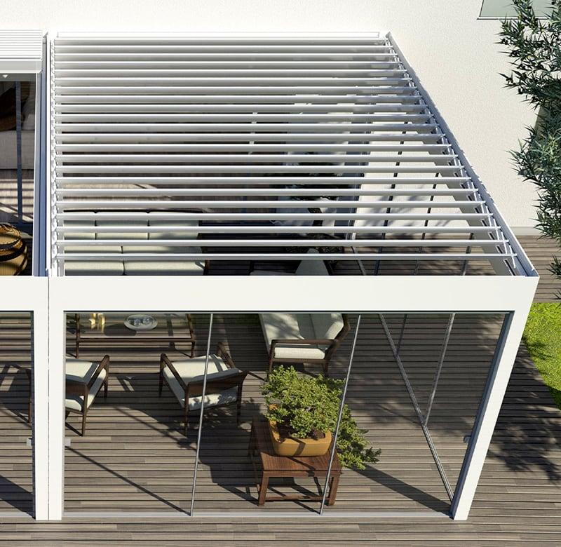 vantaggi coperture moderne per gli spazi esterni della tua casa