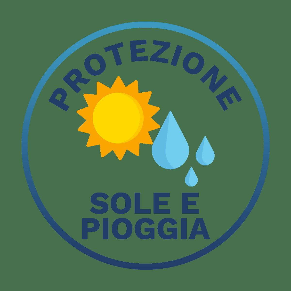 le pergole bioclimatiche proteggono da sole e pioggia